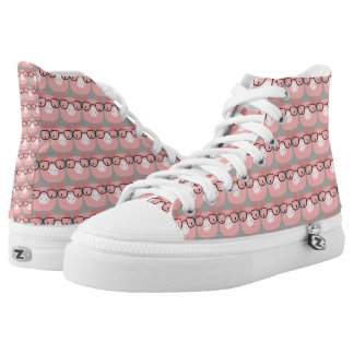 High Top Pig Sneakers