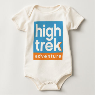 High Trek Adventure Logo Baby Bodysuit