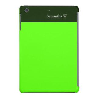 High Visibility Neon Green iPad Mini Retina Cover