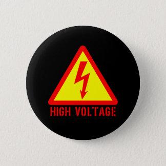 High Voltage 2 Inch Round Button