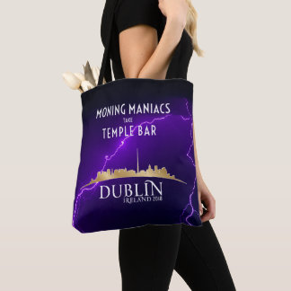 High Voltage/Dublin 2018 Tote