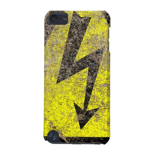 High Voltage iPod Touch Case