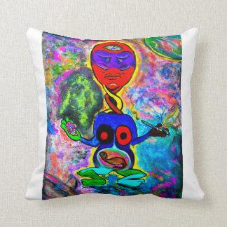 high vybez throw pillow