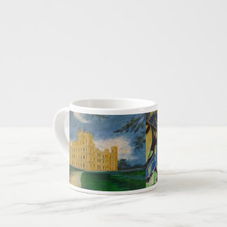 Highclere Castle Love Espresso Cup