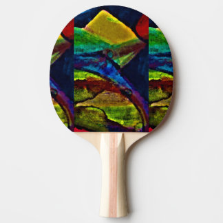 Higher #2 ping pong paddle