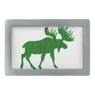 Higher Ground Rectangular Belt Buckle
