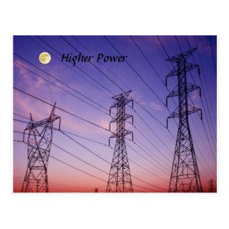 Higher Power 3 Postcard