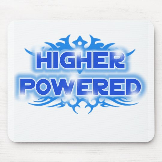 higher powered mouse pad