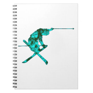 Higher Space Spiral Note Book