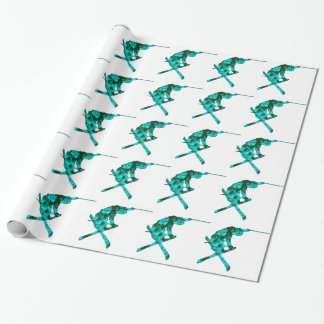 Higher Space Wrapping Paper