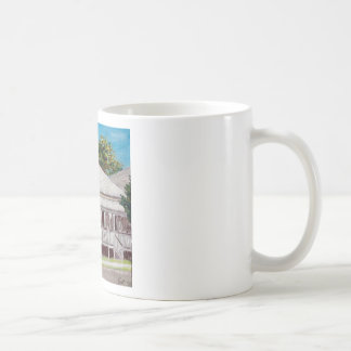 Highgate Hill Old Queenslander Coffee Mug
