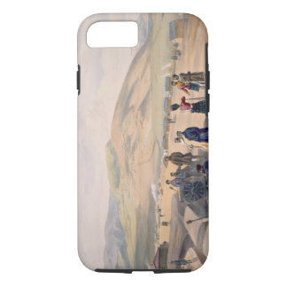 Highland Brigade Camp, plate from 'The Seat of War iPhone 7 Case