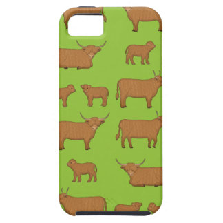 Highland Cattle iPhone 5 Cover