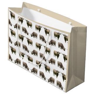 Highland Cow Frenzy Gift Bag