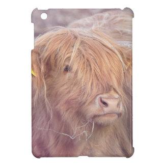 Highland Cow, Highland Cattle iPad Mini Covers