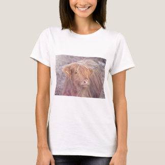 Highland Cow, Highland Cattle T-Shirt