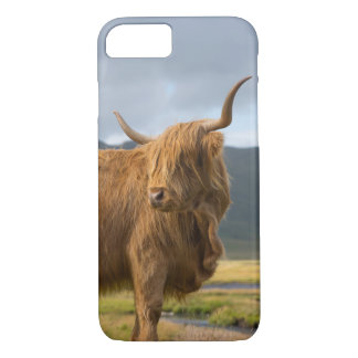 Highland Cow Light iPhone 8/7 Case