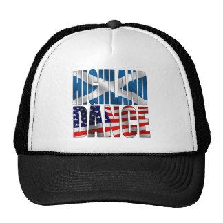 Highland Dance Trucker Hat