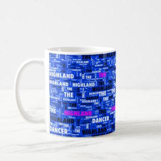 Highland Dancer Mug
