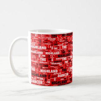 Highland Dancer Mug #2