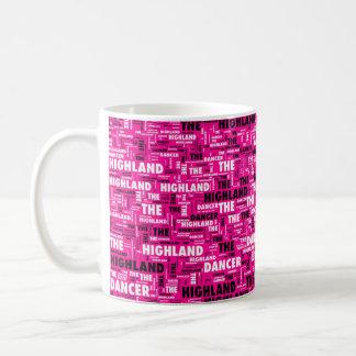 Highland Dancer Mug #3