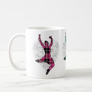 Highland Dancer Mug #5