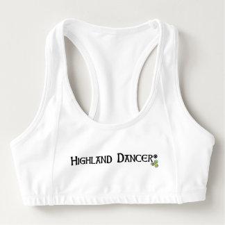 Highland Dancer Sports Bra #2