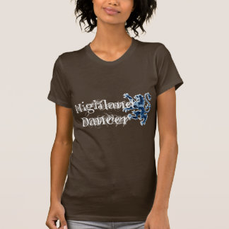 """Highland Dancer"" T-Shirt"
