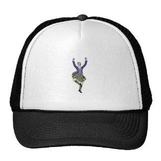 Highland Dancer Trucker Hat