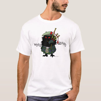 Highland Hedgehog Piper T-Shirt