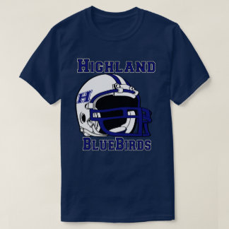 HIGHLAND HIGH SCHOOL BLUE BIRDS KENTUCKY T-Shirt