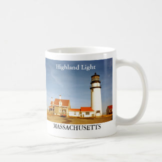 Highland Light, Massachusetts Mug
