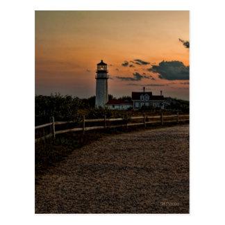 Highland Lighthouse Postcard