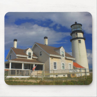Highland Lighthouse Truro Cape Cod Mouse Pad