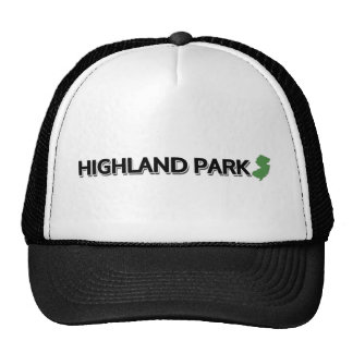 Highland Park, New Jersey Trucker Hat