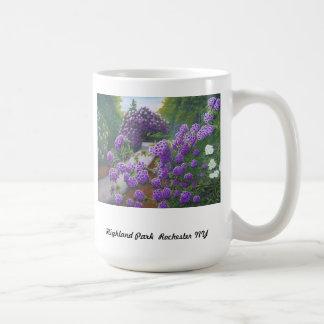 Highland Park Rochester NY mug