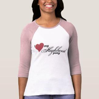 Highland pony T-Shirt