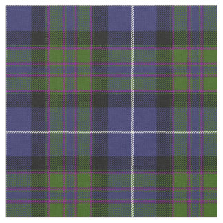 Highland Pride Of Scotland Tartan Print Fabric