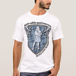 Highland Warrior horizontal cpy T-Shirt