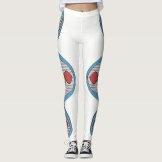 Highlander art leggings