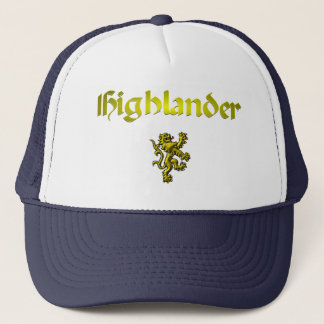 Highlander Trucker Hat
