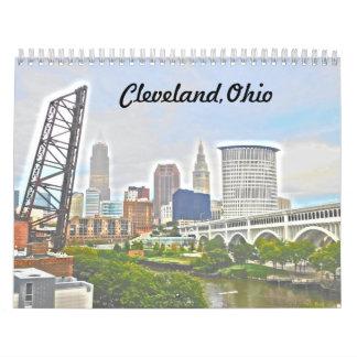 Highlights Cleveland Ohio Calendar