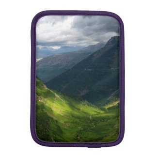 Highline Trail Glacier National Park Montana iPad Mini Sleeves