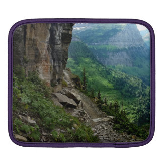 Highline Trail Glacier National Park Montana Sleeves For iPads