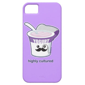 Highly Cultured Case For The iPhone 5