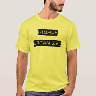 Highly Organized T-Shirt