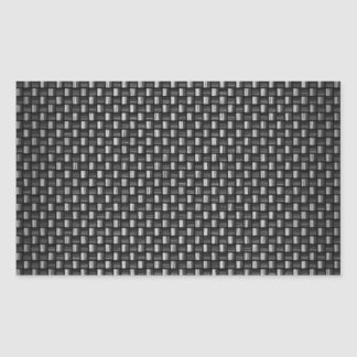 Highly Realistic Carbon Fiber Textured Sticker