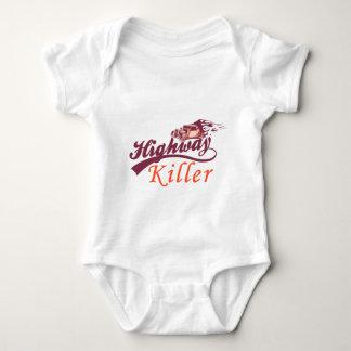 Hightway Killer Baby Bodysuit