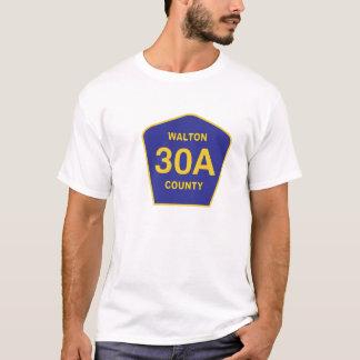 Highway 30A Walton County Florida sign shirt