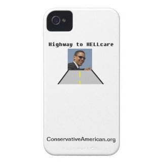 Highway to HELLcare iPhone 4 case